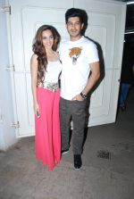 Kiara Advani, Mohit Marwah at Fugly screening in Sunny Super Sound on 9th June 2014 (26)_5396b25caf0a1.JPG