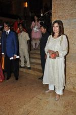 Zeenat Aman, Amitabh bachchan at the Launch of Dilip Kumar_s biography The Substance and The Shadow in Grand Hyatt, Mumbai on 9th June 2014 (174)_5397386c1494d.JPG