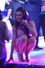 Drashti Dhami at the Promotion of Humshakals on Jhalak Dikhhla Jaa Season 7on 10th June 2014 (72)_5398220a52958.JPG