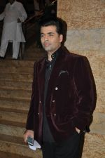 Karan Johar at the Launch of Dilip Kumar_s biography The Substance and The Shadow in Grand Hyatt, Mumbai on 9th June 2014 (185)_5397f3ffe98f3.JPG