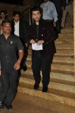 Karan Johar at the Launch of Dilip Kumar_s biography The Substance and The Shadow in Grand Hyatt, Mumbai on 9th June 2014 (186)_5397f4007a1c7.JPG