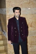 Karan Johar at the Launch of Dilip Kumar_s biography The Substance and The Shadow in Grand Hyatt, Mumbai on 9th June 2014 (60)_5397f3ff52eb1.JPG
