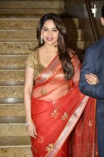 Madhuri Dixit at the Launch of Dilip Kumar_s biography The Substance and The Shadow in Grand Hyatt, Mumbai on 9th June 2014 (127)_5397f42c8ce7d.JPG