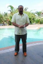 Sachin Khedekar on the sets of Bezubaan in Madh on 10th June 2014 (3)_53981df463075.JPG