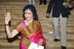 Vyjayanthimala at the Launch of Dilip Kumar_s biography The Substance and The Shadow in Grand Hyatt, Mumbai on 9th June 2014 (115)_5397f463c6162.JPG