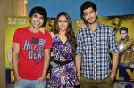 Arfi Lamba, Kiara Advani, Mohit Marwah with Fugly Cast meets the media in Juhu, Mumbai on 11th June 2014 (11)_53994cd29f861.JPG
