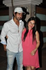 Shabbir Ahluwalia at Ek Villain success bash in Ekta Kapoor_s Home on 11th June 2014 (53)_539974ea2f302.JPG