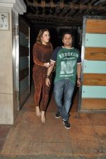 Udita Goswami, Mohit Suri at Ek Villain success bash in Ekta Kapoor_s Home on 11th June 2014 (32)_539975e50e924.JPG