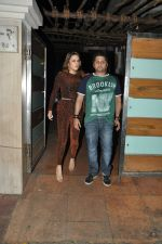 Udita Goswami, Mohit Suri at Ek Villain success bash in Ekta Kapoor_s Home on 11th June 2014 (31)_539975c7ebd8a.JPG