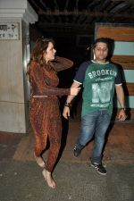 Udita Goswami, Mohit Suri at Ek Villain success bash in Ekta Kapoor_s Home on 11th June 2014 (33)_539975c88d03a.JPG