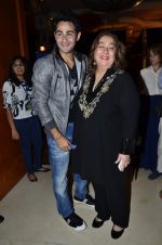 Armaan Jain, Rima Jain at the Audio release of Lekar Hum Deewana Dil in Mumbai on 12th June 2014 (412)_539af9e617bec.JPG