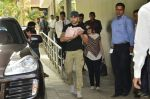 Imran Khan_s baby discharged from hospital in Khar, Mumbai on 12th June 2014 (14)_539ae37a3892e.jpg