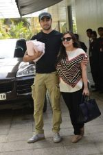 Imran Khan_s baby discharged from hospital in Khar, Mumbai on 12th June 2014 (18)_539ae37b51dbe.jpg