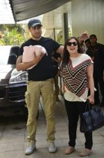 Imran Khan_s baby discharged from hospital in Khar, Mumbai on 12th June 2014 (23)_539ae37c468d0.jpg