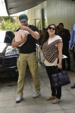 Imran Khan_s baby discharged from hospital in Khar, Mumbai on 12th June 2014 (32)_539ae37df031f.jpg
