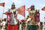 Faisal Khan at Maharana Pratap serial on location in Umergaon, Mumbai on 13th June 2014 (11)_539bb52a04559.JPG
