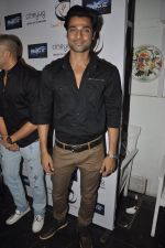 Hanif Hilal at New lounge 4 Local passenger launch in Andheri, Mumbai on 13th June 2014 (37)_539bb56a1629e.JPG