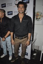 Hanif Hilal at New lounge 4 Local passenger launch in Andheri, Mumbai on 13th June 2014 (38)_539bb56aa40de.JPG