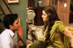 Aamna Sharif and Riteish Deshmukh in the still from movie EK VILLAIN (1)_539cf9d667f84.JPG