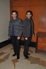 Luv Sinha, Kush Sinha  at Shatrughan_s success bash hosted by Pahlaj Nahlani in Spice, Mumbai on 14th June 2014 (20)_539d00d7a448e.JPG