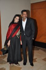 Sunil Shetty, Mana Shetty at Shatrughan_s success bash hosted by Pahlaj Nahlani in Spice, Mumbai on 14th June 2014 (68)_539d029e86731.JPG