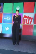 Diana Penty launching Micromax Mobile in Mumbai on 16th June 2014 (4)_53a026189afbe.JPG