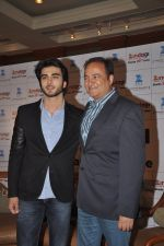 Imran Abbas, Bharat Ranga  at the launch of Zee_s _Zindagi_ channel in J W Marriott, Mumbai on 16th June 2014 (97)_53a028332ee55.JPG