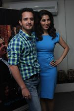Sophie Choudry, Raghav Sachar at Raat Akeli Launch Press Meet in Mumbai on 18th June 2014 (9)_53a2d6ed8f9c2.JPG