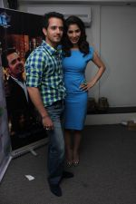 Sophie Choudry, Raghav Sachar at Raat Akeli Launch Press Meet in Mumbai on 18th June 2014 (6)_53a2d70db2ebf.JPG