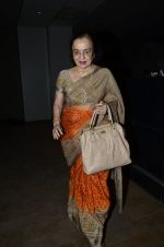Asha Parekh at Humshakals screening in Lightbox, Mumbai on 19th June 2014 (35)_53a3f7f5c9766.JPG