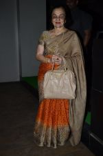 Asha Parekh at Humshakals screening in Lightbox, Mumbai on 19th June 2014 (36)_53a3f7f66dde1.JPG