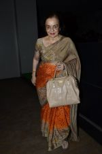 Asha Parekh at Humshakals screening in Lightbox, Mumbai on 19th June 2014 (38)_53a3f7f77b94d.JPG