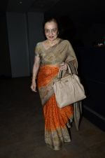 Asha Parekh at Humshakals screening in Lightbox, Mumbai on 19th June 2014 (40)_53a3f7f884449.JPG