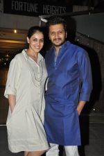 Riteish Deshmukh, Genelia Deshmukh at Saif Ali Khan_s party in Bandra, Mumbai on 19th June 2014 (6)_53a3fb7f26d93.JPG