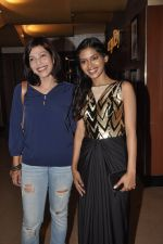 Shilpa Shukla, Anjali Patil at With You Without You premiere in PVR, Mumbai on 19th June 2014 (91)_53a4390f96a7f.JPG