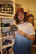 Australian DJ Thomas Jack snapped at Adidas showroom at Palladium on 21st June 2014 (12)_53a6482fc2b8b.JPG