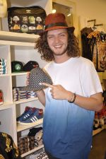 Australian DJ Thomas Jack snapped at Adidas showroom at Palladium on 21st June 2014 (14)_53a648315f101.JPG