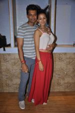 Barkha Bisht, Indraneil Sengupta at Pannu_s album launch in Sheesha Lounge on 21st June 2014 (58)_53a64e51b21e4.JPG