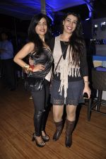 Mink Brar, Shibani Kashyap at Pannu_s album launch in Sheesha Lounge on 21st June 2014 (37)_53a64ee477ad2.JPG