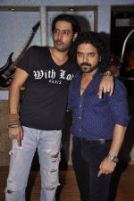 Toshi Sabri at Pannu_s album launch in Sheesha Lounge on 21st June 2014 (51)_53a64f3166c7b.JPG