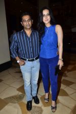 Tulip Joshi, Vinod Nair at Brijesh Singh book launch on 21st June 2014 (29)_53a6bba7ae52e.JPG
