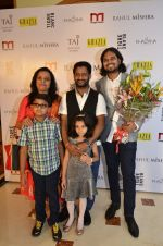Resul Pookutty at Rahul Mishra celebrates 6 years in fashion with Grazia in Taj Lands End on 26th June 2014 (381)_53ad77c66a84f.JPG