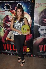 Udita Goswami at Ek Villain special screening in Lightbox on  24th June 2014(115)_53ad1ade23494.JPG