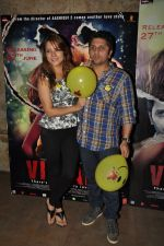 Udita Goswami, Mohit Suri at Ek Villain special screening in Lightbox on  24th June 2014(148)_53ad1ae6831c7.JPG