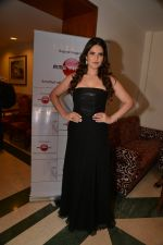 Zarine Khan launches Amethyst in India on 26th June 2014 (4)_53ad225231537.JPG
