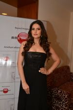 Zarine Khan launches Amethyst in India on 26th June 2014 (5)_53ad2252af140.JPG