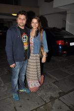 Udita Goswami, Mohit Suri at Sidharth Malhotra success bash at home in Mumbai on 28th June 2014 (107)_53af7f1ce6d50.JPG