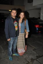Udita Goswami, Mohit Suri at Sidharth Malhotra success bash at home in Mumbai on 28th June 2014 (109)_53af7f1d73861.JPG