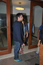 Udita Goswami, Mohit Suri at Sidharth Malhotra success bash at home in Mumbai on 28th June 2014 (96)_53af7f1ac21f7.JPG