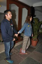 Udita Goswami, Mohit Suri at Sidharth Malhotra success bash at home in Mumbai on 28th June 2014 (98)_53af7f1b5abc2.JPG